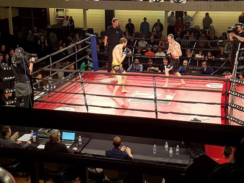 MMA Match