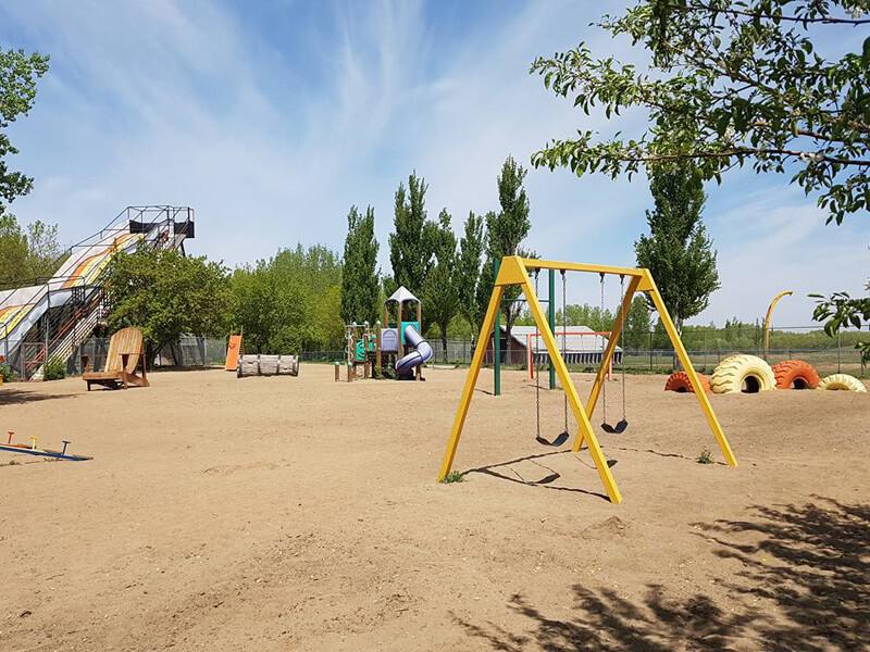 Evraz Playground